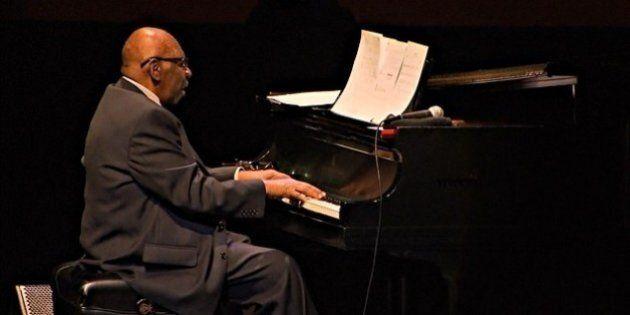 Le pianiste Oliver Jones dit adieu à ses fans