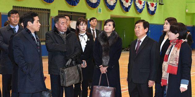 Une délégation nord-coréenne arrive à Séoul pour une inspection avant les