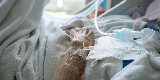 Attente dans les urgences: le vieillissement de la population annule des
