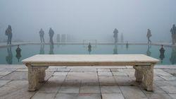 Le photographe qui fait «Volte-face» aux monuments