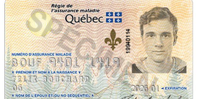 Carte Assurance Maladie Du Quebec Perdue.La Carte D Assurance Maladie Change D Apparence Huffpost