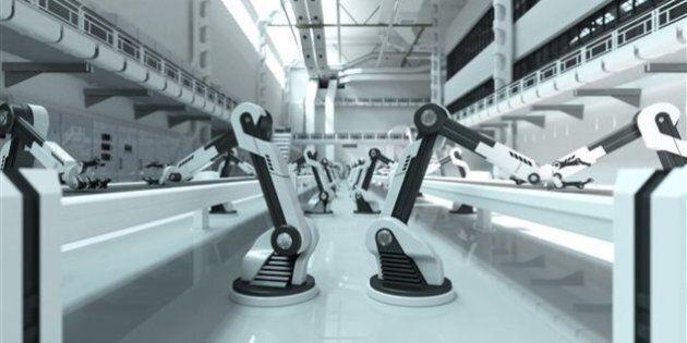 Près de la moitié des emplois canadiens menacés par l'automatisation, selon une