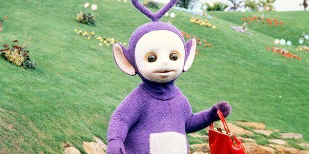 L'acteur qui jouait Tinky Winky dans «Les Télétubbies» est