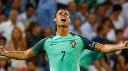 Ronaldo, un record à point