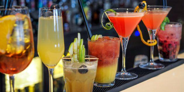 Des non-buveurs demandent aux bars de meilleurs cocktails