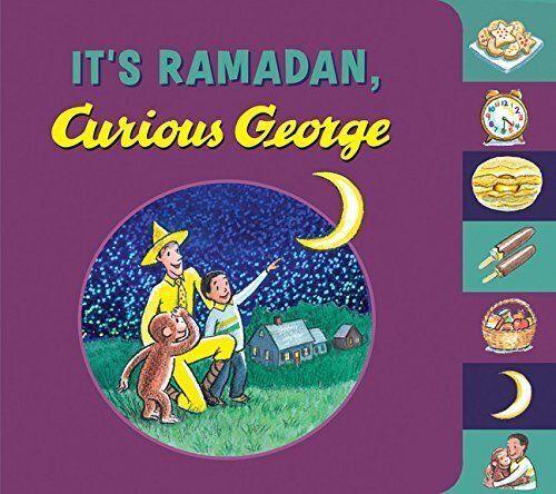 George, singe héros d'une bande-dessinée pour enfants, célèbre le