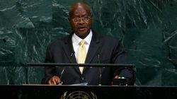 «Pays de merde»: Le président de l'Ouganda salue la «franchise» de