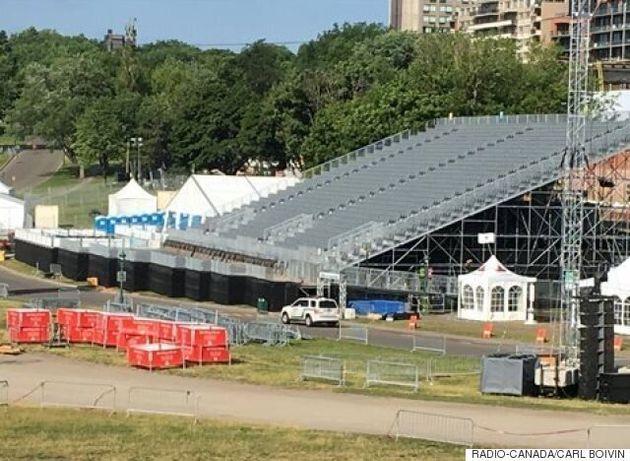 Festival d'été de Québec 2016: sites renouvelés pour les