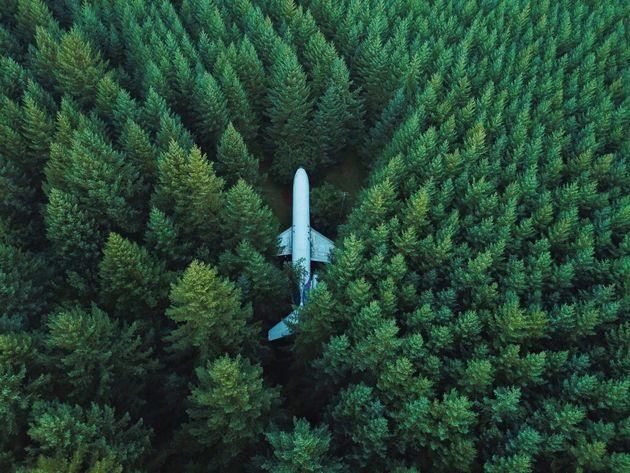 Transport aérien durable: voyager la conscience