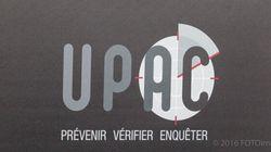 L'UPAC mène des perquisitions liées à des contrats octroyés par
