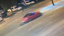 Le SPVM recherche cette Hyundai qui a percuté une dame de 84