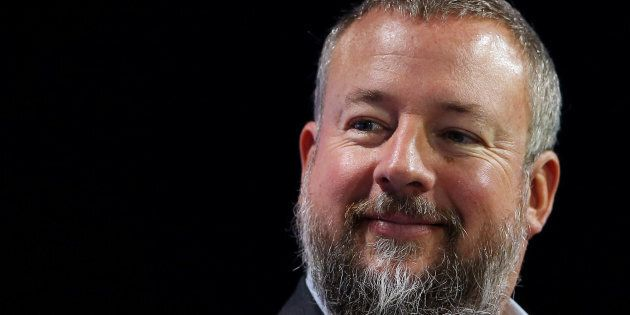 Shane Smith, cofondateur de Vice