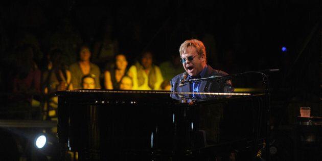 Les adieux d'Elton John à la scène ? Encore quelques heures