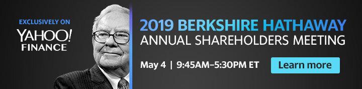 2019 Berkshire Hathaway Annual Shareholders Meeting