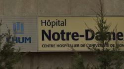Soupçonné d'agressions sexuelles sur deux patientes, un infirmier du CHUM est