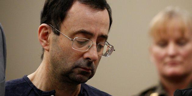 Nassar condamné à une peine de 40 à 175 années de