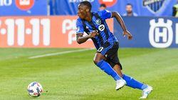 Le joueur québécois Ballou Tabla est transféré de l'Impact au FC