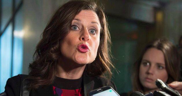 La ministre de la Justice, Stéphanie