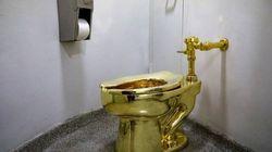 La Maison-Blanche voulait un Van Gogh, le Guggenheim propose des toilettes en