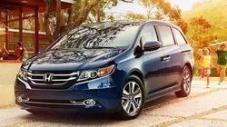 Honda Odyssey Touring 2016: quand la famille
