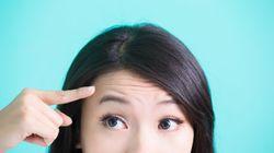 Pour structurer ses sourcils, elle emprunte la tondeuse de son mari: une très mauvaise