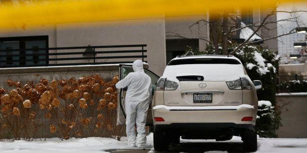 Barry et Honey Sherman ont été victimes d'un double homicide, selon la