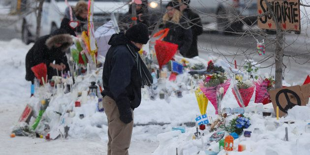 Les Québécois doivent s'excuser pour un crime qu'ils n'ont pas commis, demander pardon pour une faute...