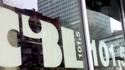La station de radio CIBL met à pied tous ses employés jusqu'à nouvel