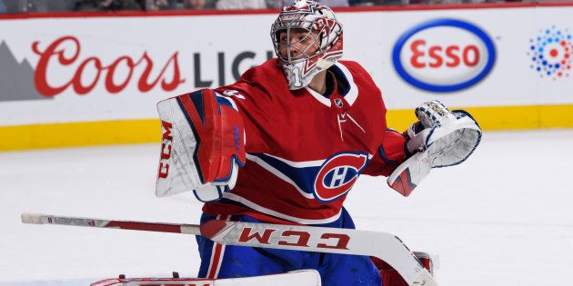 Canadien: le gardien Carey Price rate l'entraînement en raison d'un