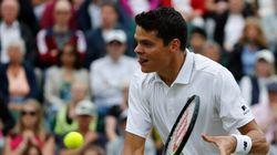 Wimbledon: Raonic passe en quarts de
