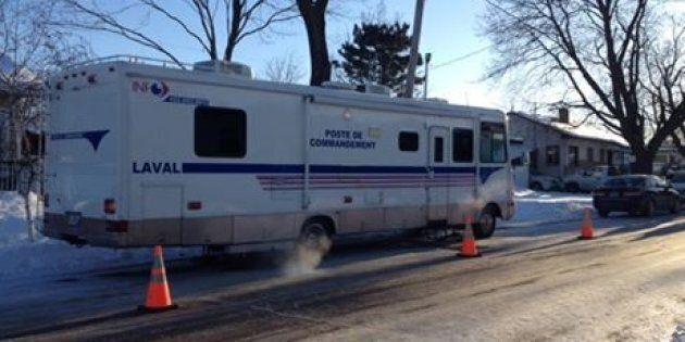 La police de Laval demande l'aide du public pour retrouver un présumé
