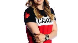 Justine Dufour-Lapointe obtient le bronze en bosses à