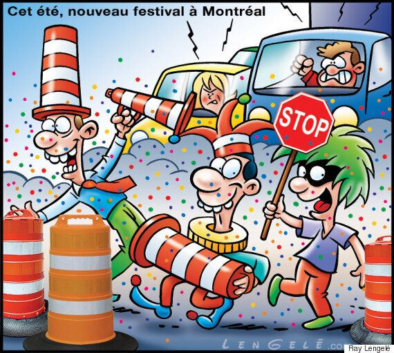 Le festival de l'île des