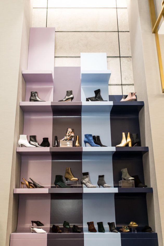 Styles de soirée: Black Suede Studio, une nouvelle griffe de chaussures créée au