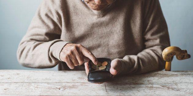 À propos de la détérioration des régimes de retraite