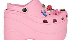 Cette paire de « Crocs » Balenciaga est déjà en rupture de stock à New