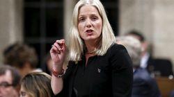 La ministre de l'Environnement du Canada envoie une pique au Parti