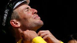 Tour de France: le maillot jaune pour