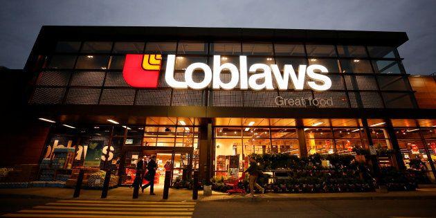 Une dispute entre Loblaw et l'ARC pourrait coûter 404 millions $ à
