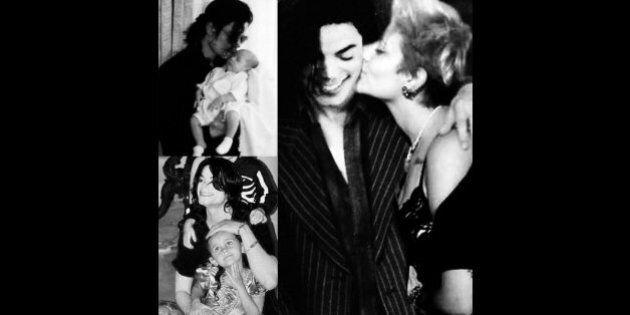 Paris, la fille de Michael Jackson, rend hommage au roi de la pop décédé il y a sept