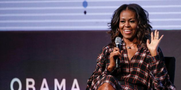 Après Barack, c'est au tour de Michelle Obama de visiter
