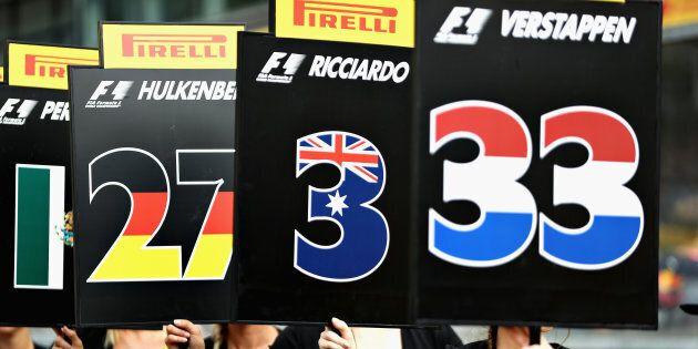 La F1 et le Grand Prix de Trois-Rivières remplaceront les «grid girls» par des