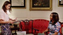 Quand Rory Gilmore rencontre Michelle Obama