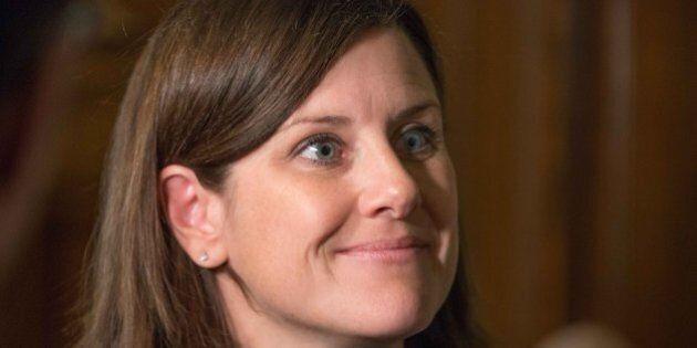 Absence d'élus libéraux gais: pas de problème, dit Stéphanie