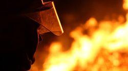 Un feu de forêt prend de l'ampleur dans le nord du