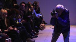 Le célèbre photographe de mode Bill Cunningham est
