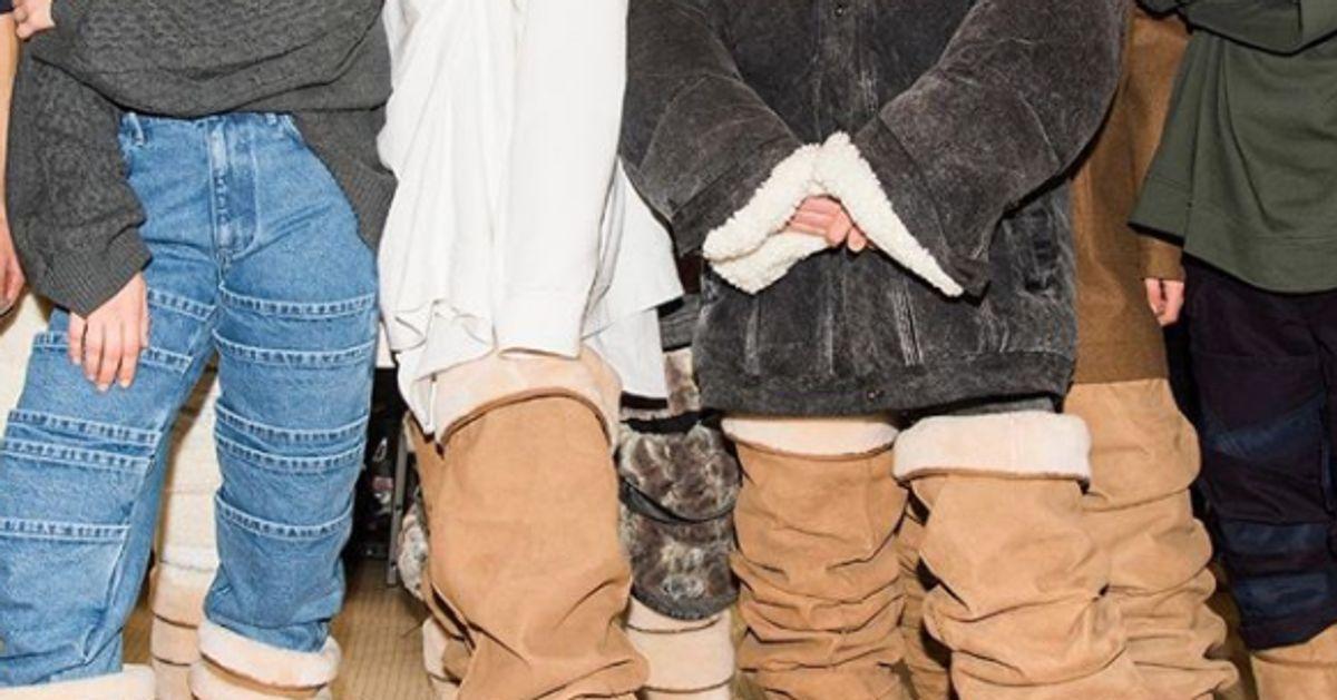 f39ceb09975515 Ces bottes cuissardes pour femme et homme sont surréalistes! | HuffPost  Québec
