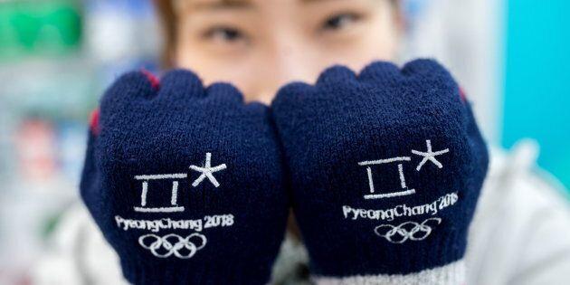 Place aux Jeux olympiques de