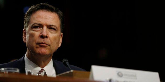 L'ex-chef du FBI James