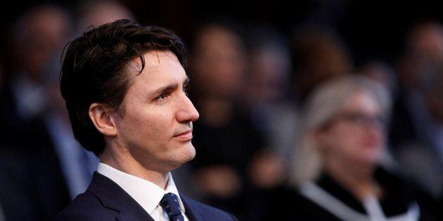 «Peoplekind»: Trudeau regrette la «mauvaise